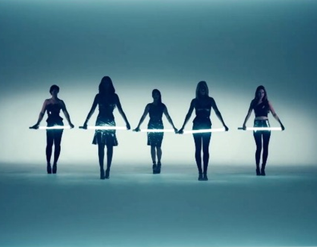 The Saturdays muestran el vídeo de 'Not Giving Up'