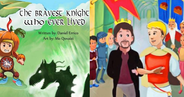 Cuento con príncipe y boda gay, 'The Bravest Knight Who Ever Lived'