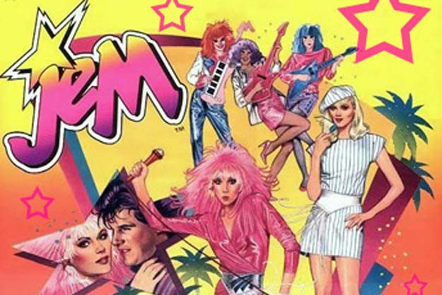 La película de Jem and the Holograms, ya en marcha