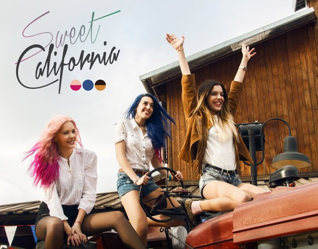 La girlband Sweet California estrena 'This Is The Life'