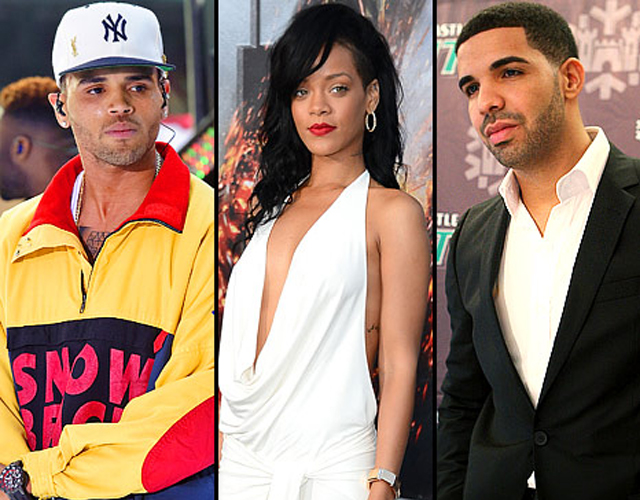 Drake dedica a Rihanna y Chris Brown 'Days In The East'