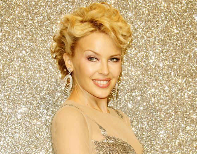 Escucha 'Golden Boy' de Kylie Minogue