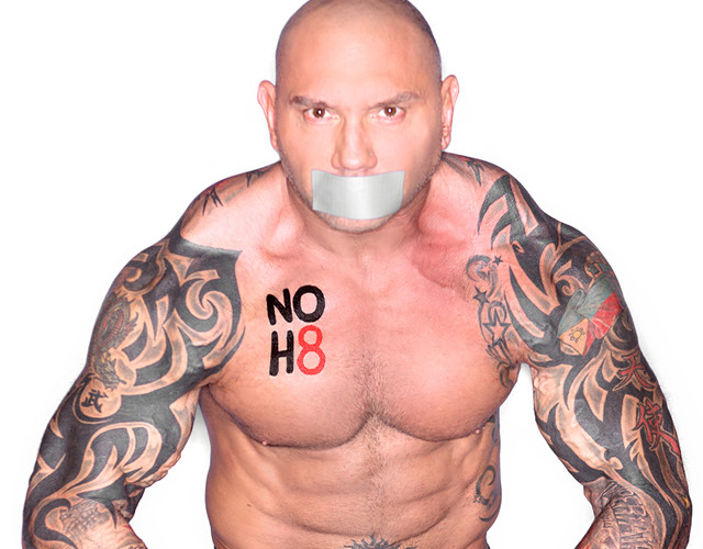 Luchadores WWE NOH8