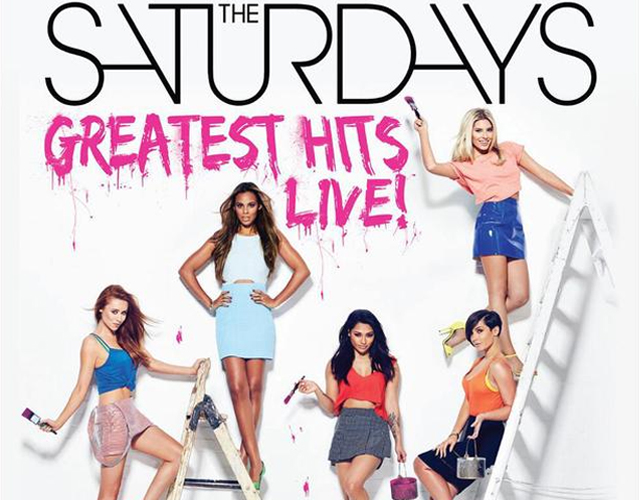 The Saturdays anuncian 'Greatest Hits'
