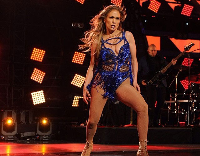 J Lo American Idol First love