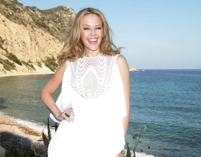 Kylie concierto Ibiza