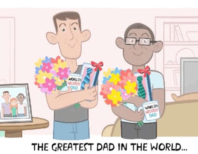 Felicitaciones gay