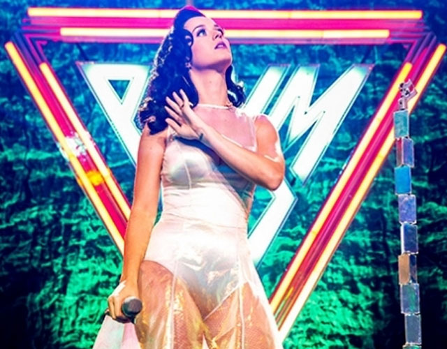 Katy Perry confirma concierto en Barcelona de su 'Prismatic Tour'