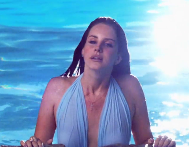 Lana Del Rey estrena vídeo para 'Shades Of Cool'