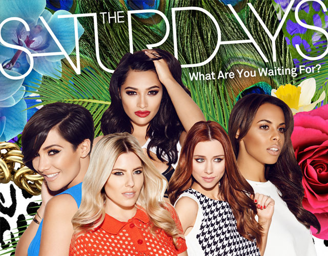 The Saturdays estrenan 'What Are You Waiting For?', nuevo single