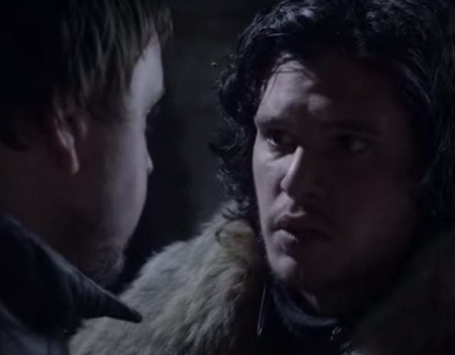 Jon Snow gay