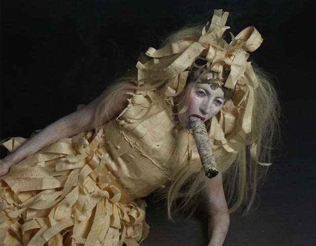 Se filtro una foto de Lady Gaga de 2013 Lady-gaga-horrible