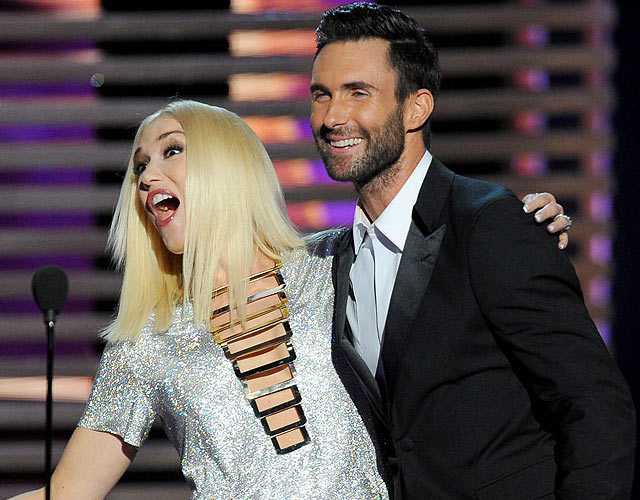 Escucha 'My Heart Is Open' de Maroon 5 y Gwen Stefani