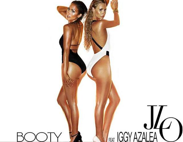 Una bailarina de Jennifer López se quedó desnuda en