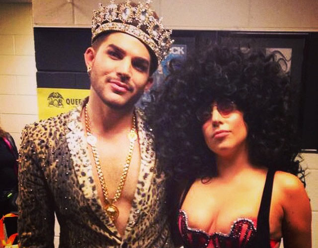 Lady Gaga canta con Adam Lambert y Queen 'Another One Bites The Dust' en Australia