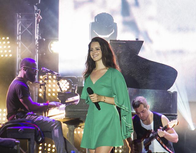 ¿Qué pasó con Lana del Rey en el Vida Festival: la única visita de la artista a España?