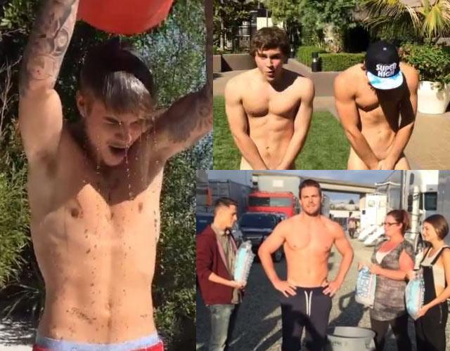 afeitado gay desnudos de celebridades