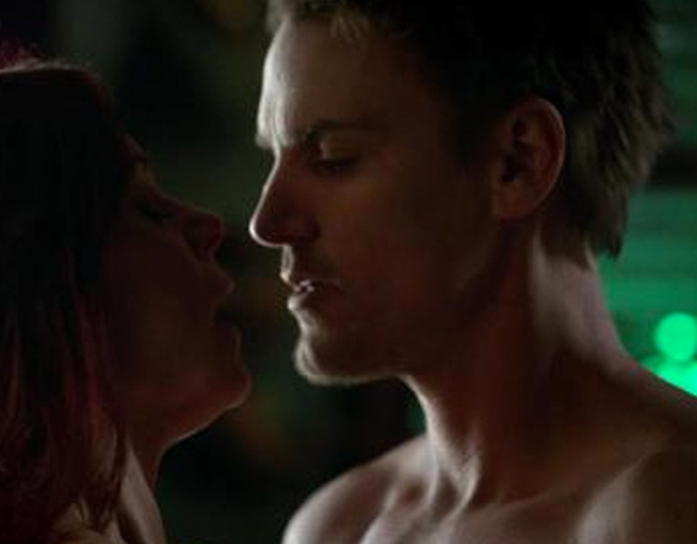 Riley Smith, desnudo en 'True Blood'