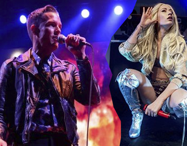 The Killers versiona 'Fancy' de Iggy Azalea y Charli XCX