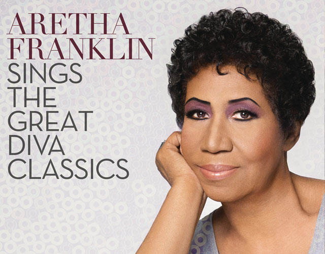 Aretha Franklin versiona 'Rolling In The Deep' de Adele