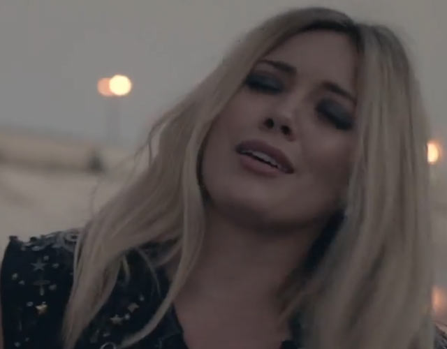 Hilary Duff estrena vídeo para 'All About You'