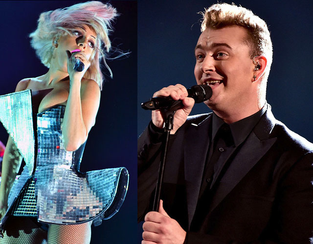 Sam Smith hizo llorar a Lady Gaga con una carta
