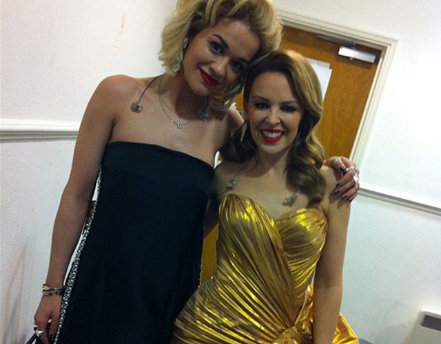 Rita Ora The Voice UK