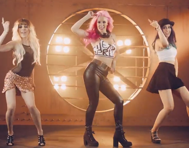 Vídeo de 'Comprende (It's Over)' de Sweet California