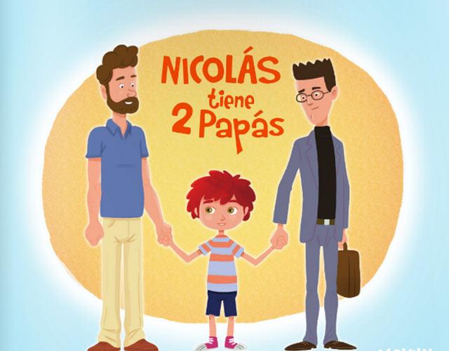 libros infantiles familias homoparentales