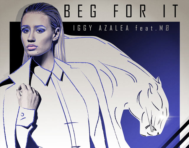 Escucha 'Beg For It', nuevo single de Iggy Azalea con MØ