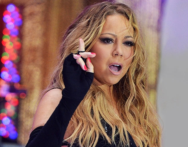 Mariah Carey arranca su gira 'The Elusive Chanteuse Show' cantando fatal