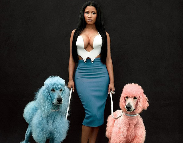 Nicki Minaj retrasa su disco y estrena nuevo single, 'Only'