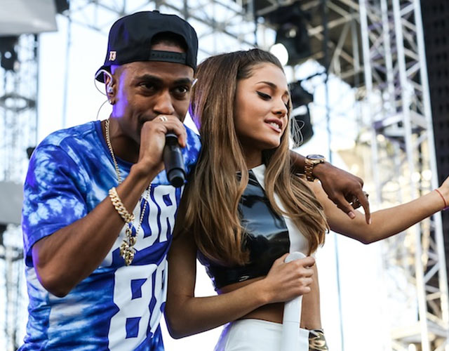 'Best Mistake', nuevo single de Ariana Grande con su novio Big Sean
