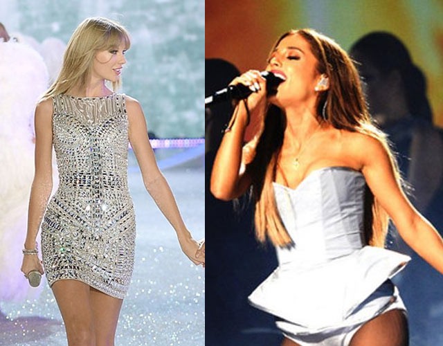 Ariana Grande y Taylor Swift actuarán en el Victoria's Secret Fashion Show 2014
