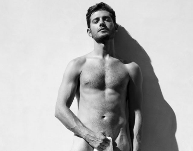 Julian Morris desnudo, el actor de 'Pretty Little Liars'
