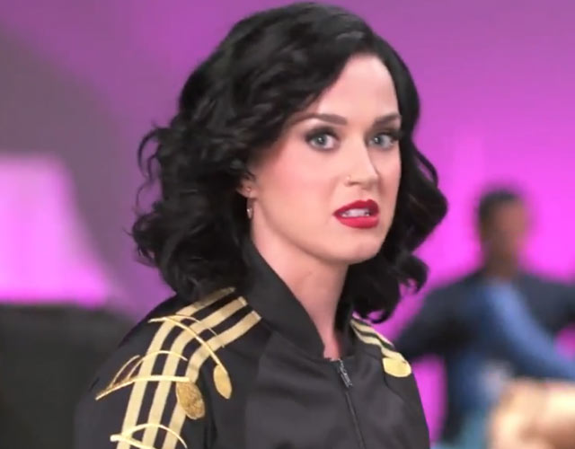 Primera promo de Katy Perry en la Super Bowl 2015