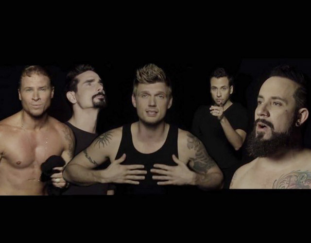 Backstreet Boys anuncian documental para 2015
