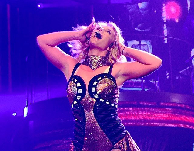El desastroso comeback de Britney Spears en 'Piece of Me'