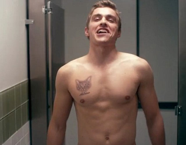 Dave Franco desnudo en el tráiler de 'Unfinished Business'