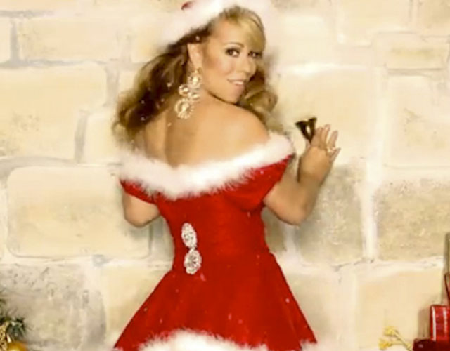 Se filtra la versión acústica de 'All I Want For Christmas Is You' de Mariah Carey