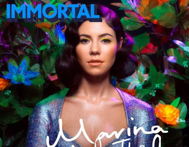 'Immortal', nuevo single y vídeo de Marina And The Diamonds
