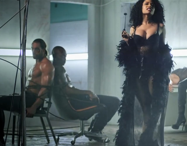 Vídeo de 'Only' de Nicki Minaj con Drake, Lil Wayne y Chris Brown