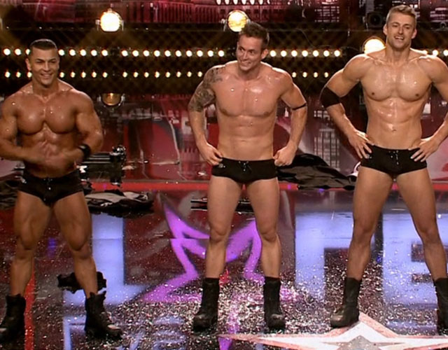 Alemanes desnudos gay
