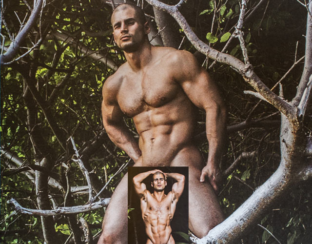Las fotos de Todd Sanfield desnudo integral en 'Virgin Island'
