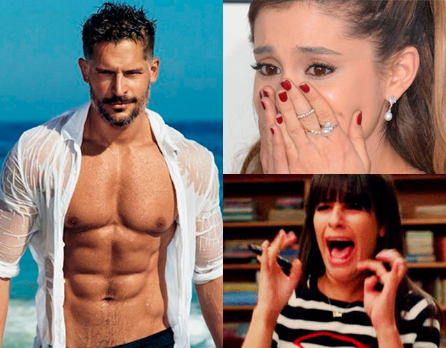 Ariana Grande, Lea Michele o Joe Manganiello, en la serie 'Scream Queens'