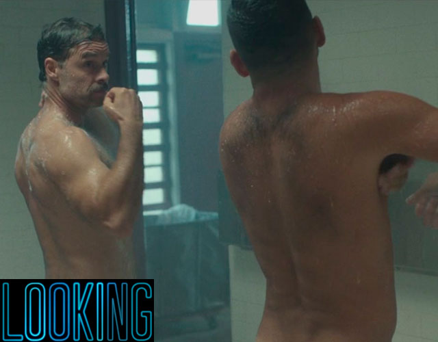 Murray Bartlett desnudo en 'Looking'