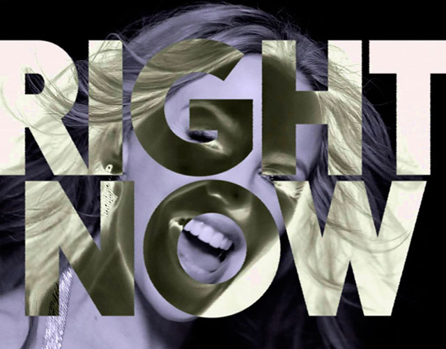 Teaser del vídeo de Kylie Minogue y Giorgio Moroder, 'Right Here, Right Now'