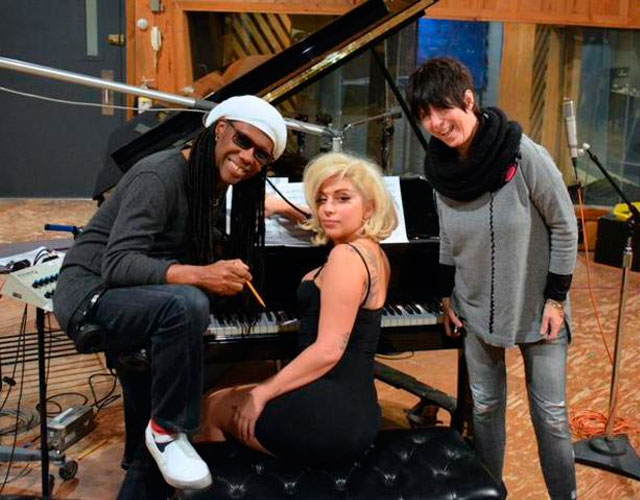'Till It Happens To You', la canción de Lady Gaga con Diane Warren