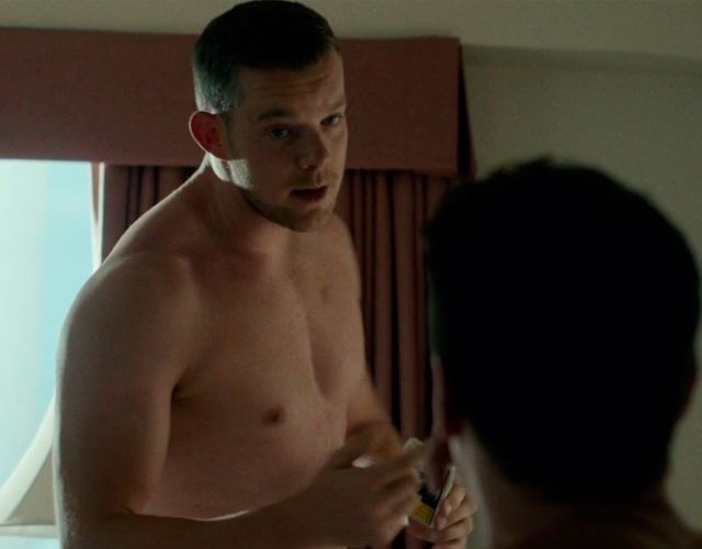 Russell Tovey desnudo en 'Looking'