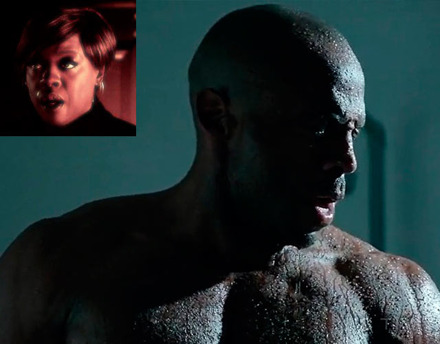 Billy Brown desnudo en 'How To Get Away With Murder'